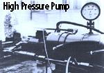 1971 High Pressure Pump