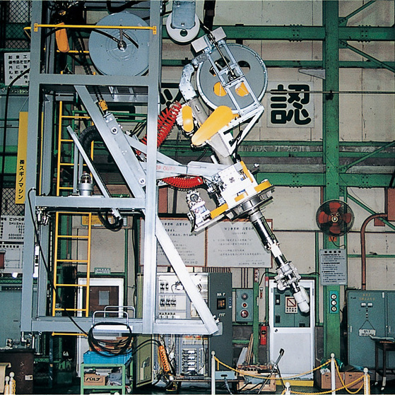 Chemical Reactor Cleaning Systems - Sugino Corp
